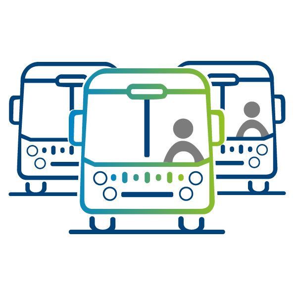 Three Buses icon