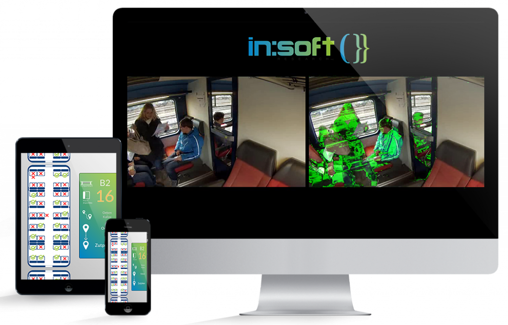 Insoft Seat occupancy software preview